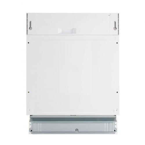 Lava-Louças de Embutir Elettromec Eletrônica 14 Serviços Inox Sem Revestimento 60cm 220V LL-14S-60-SR-2GZA