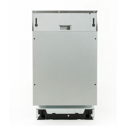 Lava-Louças de Embutir Elettromec Eletrônica 9 Serviços Inox 45cm 220V LL-9S-45-SR-2GZA