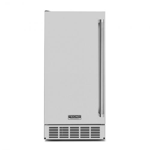 Máquina de Gelo para Embutir Tecno Professional Gourmet Inox 220V - TIM30EXDA