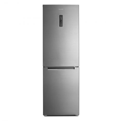 Refrigerador Elettromec Bottom Freezer 317 Litros Inox 220V - RF-BF-360-XX-2HMA