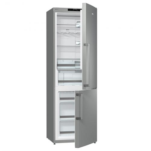 Refrigerador Gorenje Ion Generation 2 Portas Inverse Inox 220V NRK6192UX