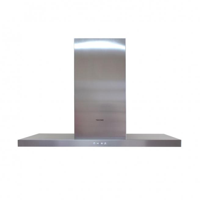 Coifa Tecno Original TCP09 Parede Inox 90cm 220V