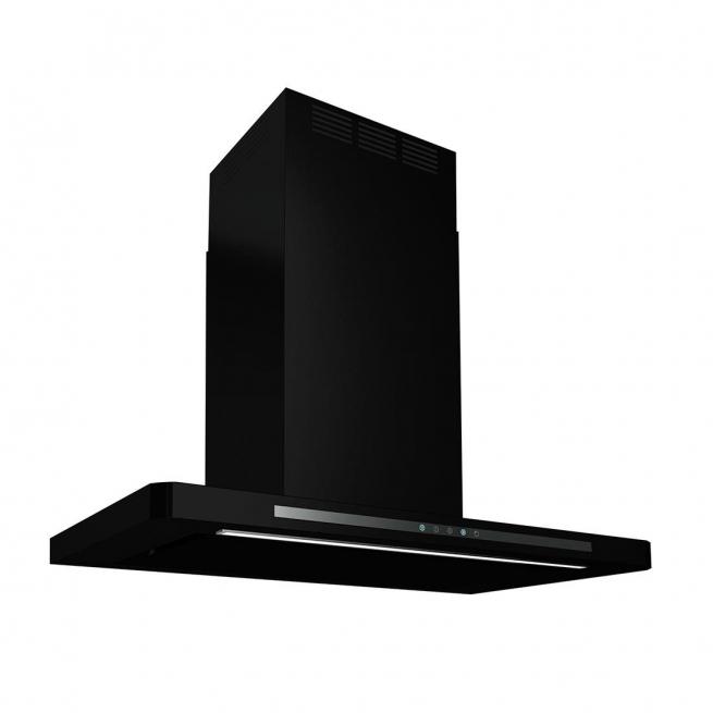 Coifa Crissair CRR 08.9 G3 Black Matte Parede 90cm 220V