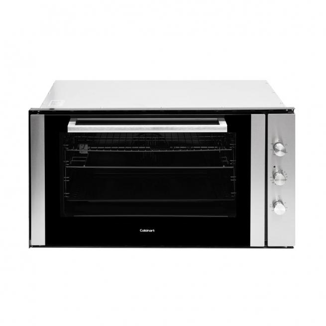 Forno à Gás Cuisinart Prime Cooking com Grill Elétrico 105 Litros Inox 90cm 220V 4092740109