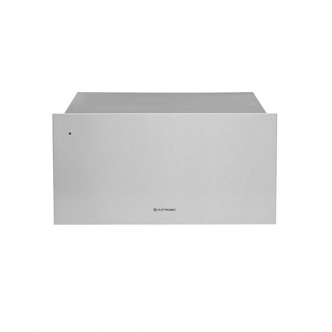 Gaveta Aquecida Elettromec Inox 60cm 220V - GA-12S-30-XX-2ATA