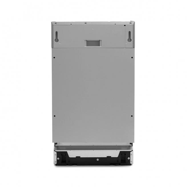 Lava-Louças de Embutir Elettromec Eletrônica 11 Serviços Inox Sem Revestimento 60cm 220V