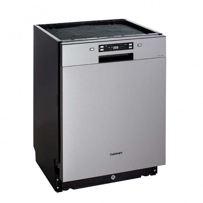Lava-Louças de Embutir Cuisinart Prime Cooking 7 Programas Inox 60cm 220V - WQP12-J7709E
