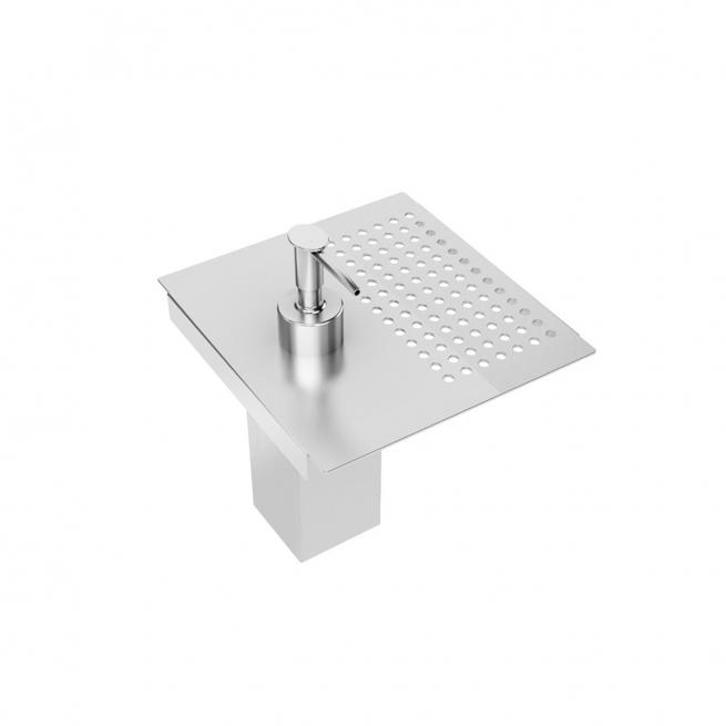 Porta Detergente DeBacco Inox 15cm - 20.04.00125