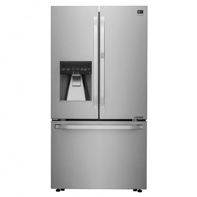 Refrigerador LG Studio LSFXC2476S French Door Inox 552 Litros 110V